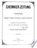 Chemiker Zeitung