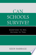 Can Schools Survive