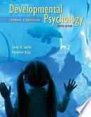 Developmental Psychology  Childhood   Adolescence