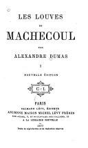 Book Les louves de Machecoul