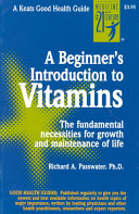 A Beginner S Introduction To Vitamins