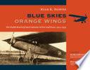 Blue Skies  Orange Wings