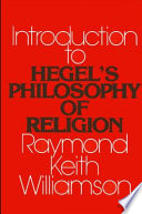 An Introduction to Hegel s Philosophy of Religion