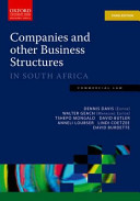 Companies   Other Business Structures