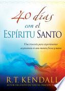 40 d  as con el Esp  ritu Santo