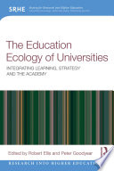 The Education Ecology Of Universities