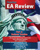 PassKey EA Review Part 2  Businesses  IRS Enrolled Agent Exam Study Guide 2017 2018 Edition