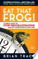 Eat That Frog Book Cover