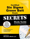 Certified Six Sigma Green Belt Exam Secrets Study Guide