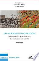 illustration du livre Des patronages aux associations
