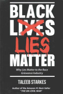 Black Lies Matter book