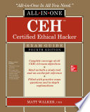 Ceh Certified Ethical Hacker All In One Exam Guide Fourth Edition