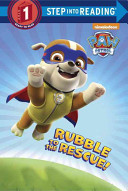 Rubble to the Rescue   Paw Patrol
