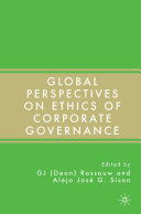 Global Perspectives on Ethics of Corporate Governance