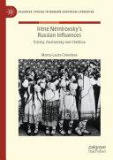 Irène Némirovsky's Russian Influences Book