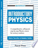 Quicksmart Introductory Physics