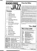 Sabin s Radio Free Jazz  USA