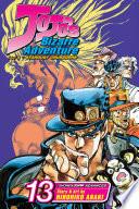 JoJo s Bizarre Adventure  Part 3  Stardust Crusaders  Single Volume Edition   Vol  13