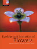 Ecology and Evolution of Flowers