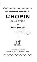 Chopin ou le poëte