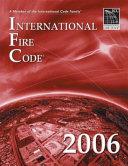 International Fire Code 2006