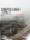 Comptia Linux Lpic 1 Training And Exam Preparation Guide Exam Codes Lx0 103 101 400 And Lx0 104 102 400 First Edition