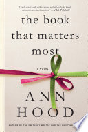 The Book That Matters Most A Novel book