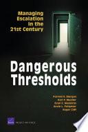 Dangerous Thresholds