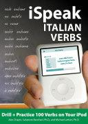 ISpeak Italian Verbs  MP3 CD   Guide