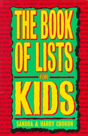 The All New Book Of Lists For Kids [Pdf/ePub] eBook