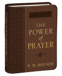 The Power of Prayer Lux Leather