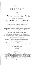 download ebook the history of scotland, during the reigns of queen mary and of king james vi. to which is prefixed an account of the life and writings of the author, by d. stewart pdf epub