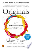 Originals Book Cover