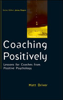 download ebook coaching positively pdf epub