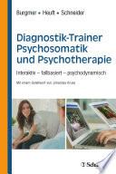Diagnostik-Trainer Psychosomatik und Psychotherapie