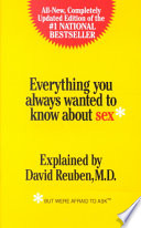 Everything You Aways Wanted to Know About Sex