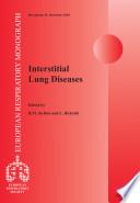 European Respiratory Monograph 46  Interstitial Lung Diseases