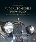 Audi-Automobile 1909 - 1940
