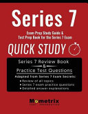 SERIES 7 EXAM PREP SG