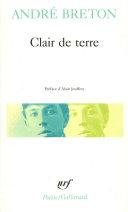 illustration Clair de terre / Le Revolver à cheveux blancs /L'Air de l'eau / Mont de Piété