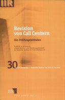 Revision von Call-Centern