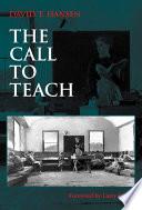 The Call to Teach