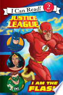 Justice League Classic  I Am the Flash