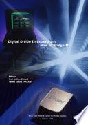 Digital divide in Estonia and how to bridge it