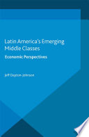 Latin America s Emerging Middle Classes