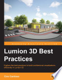 Lumion 3D Best Practices