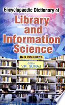 Encyclopaedic dictionary of library and information science