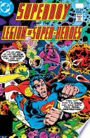 Superboy And The Legion Of Super Heroes 1977 242