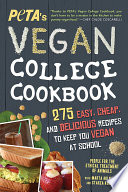 PETA S Vegan College Cookbook