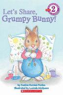 Let s Share  Grumpy Bunny